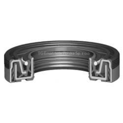 Rotary Shaft Seal 150X180X14,5/16 FPM KASSETTE FPM 12016394 Oil Seal